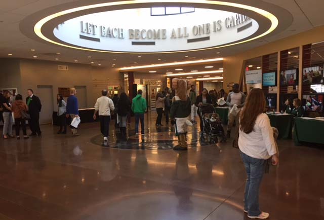Image for Fall 2015 Open House a Smashing Success.