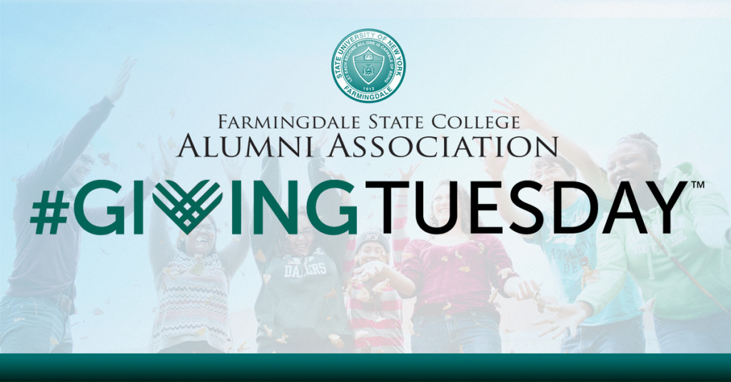 Image for Giving Thanks on #GivingTuesday 12/1.