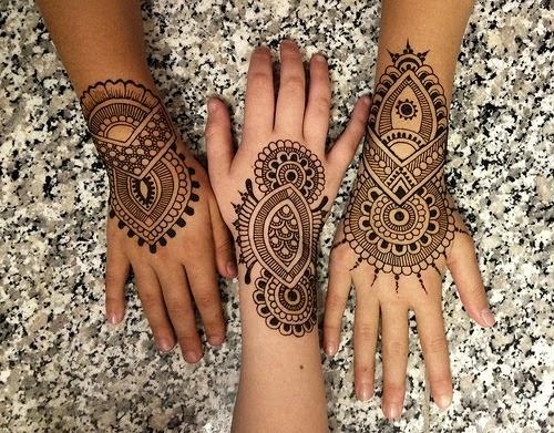 henna tattoo online