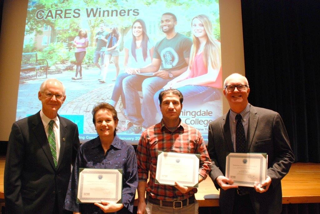 Image for Congrats to Our 2016 CARES Award Winners!.