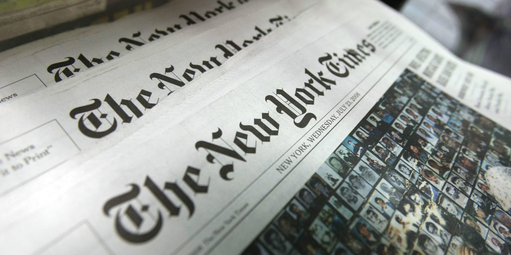 Image for N.Y. Times at Your Fingertips – and Your Mobile Devices. Anytime, Anywhere!.