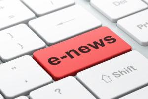 e-news key on keyboard