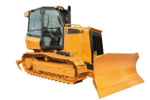 Yellow Bulldozer