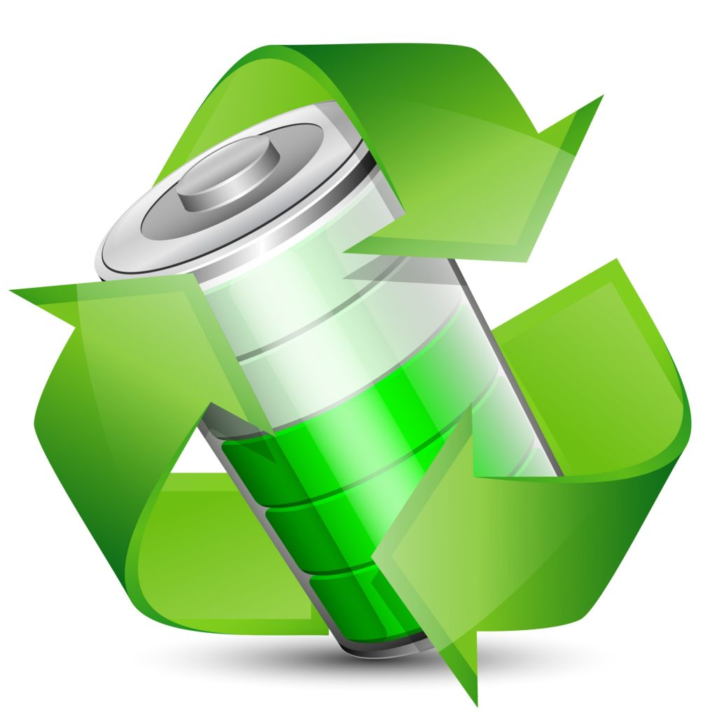 Image for Recycle Your Old Batteries and Cell Phones at the Earth Day Fair.