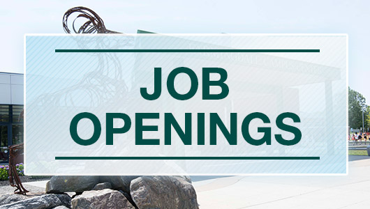 Job Openings sign