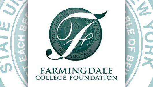 Farmingdale College Foundation logo