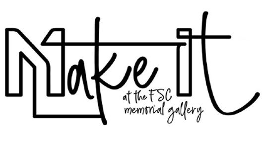 logo of the Make It! exhibit.