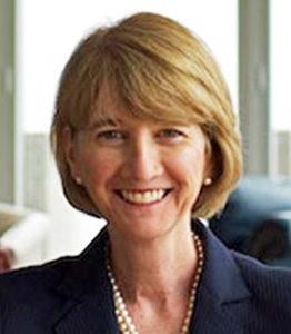 Chancellor Kristina Johnson