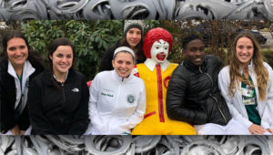 FSC students visit Ronald McDonald House