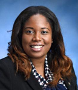 Assemblywoman Kimberly Jean-Pierre