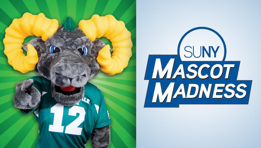 Ram-bo and Mascot Madness logo