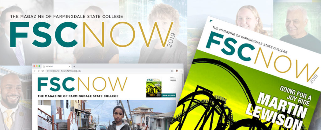 Image for FSCNow, the Web Edition, Now Online.