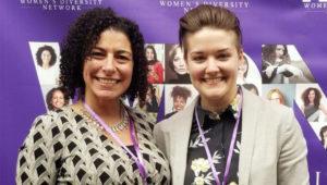 Eva Pearson and Dr. Erica J. Friedman