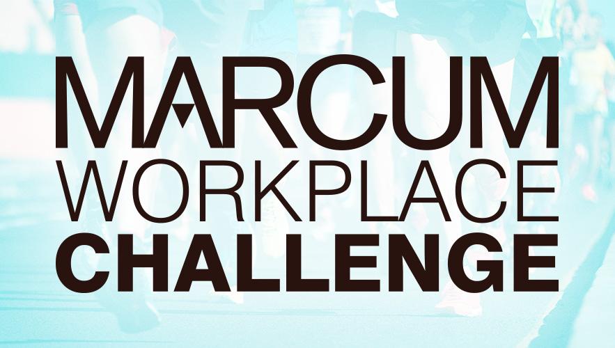 Marcum workplace challenge logo