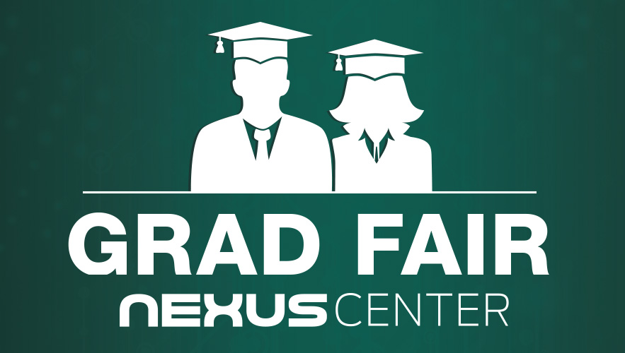 Grad Fair poster