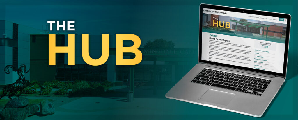 "THE HUB: Your Gateway to the Latest ""Everything"" on Campus"