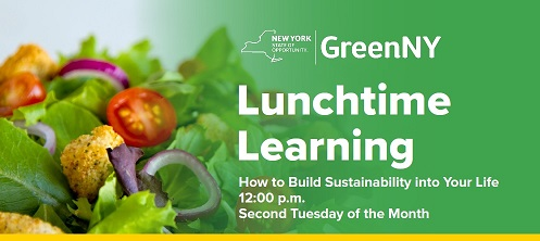Lunchtime Learning Flyer