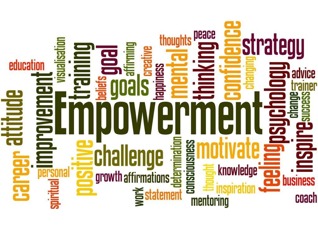 empowerment sign