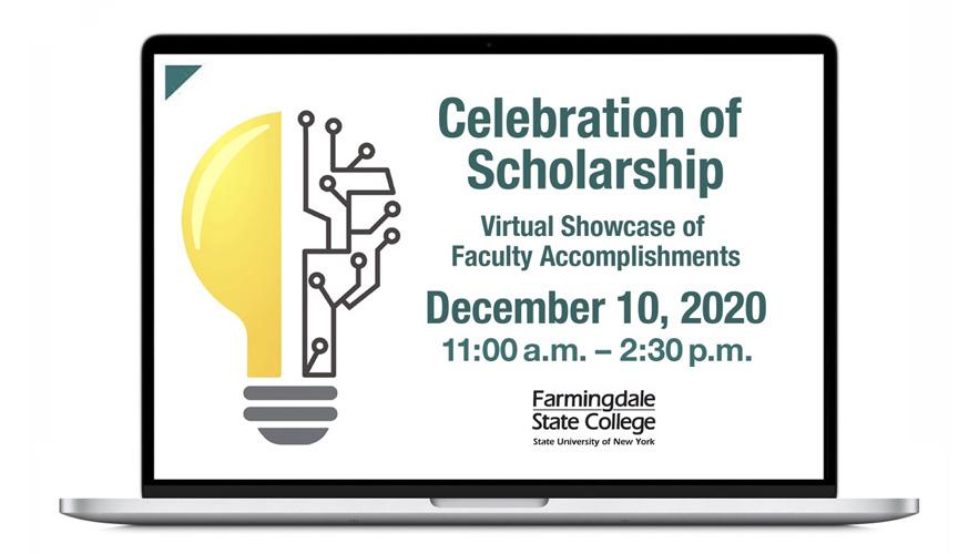 Celebration of Scholarship flyer
