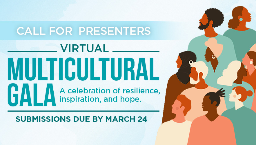 Image for Celebrate Resilience, Inspiration, and Hope at the Multicultural Gala.