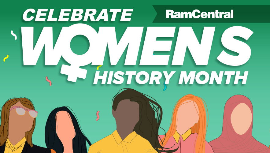 Image for Women's History Month Offers Exciting Series of Events.
