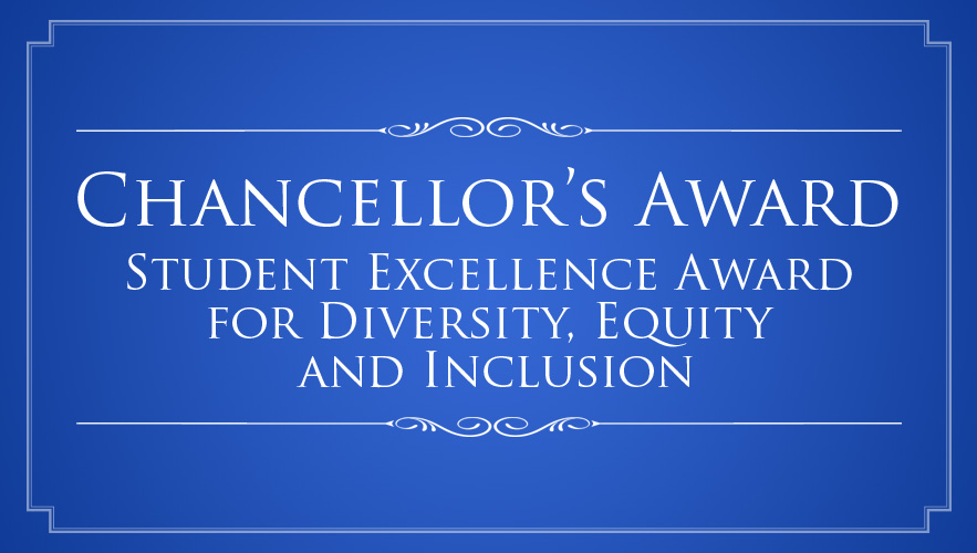 Image for Chancellor's Awards Winners.