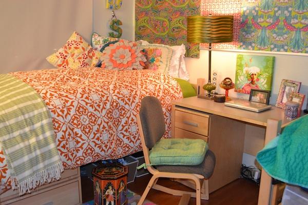 Dorm Room Decorating Part 55