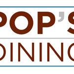 Pop's dinning logo.