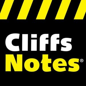 Cliffs notes logo.