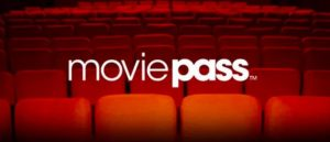 Movie Pass logo.