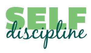 Liam self discipline sign