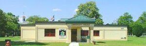 university police station