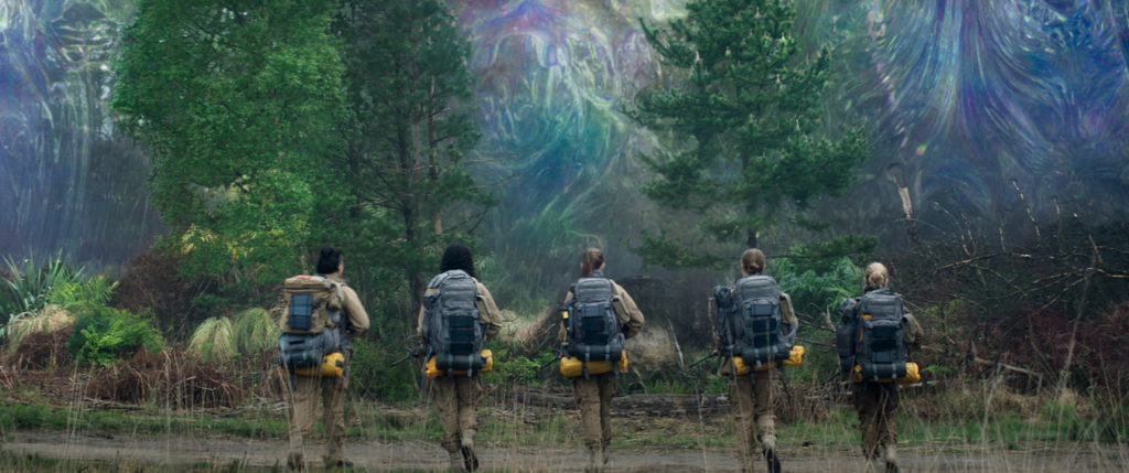 Image for Annihilation Movie Review.