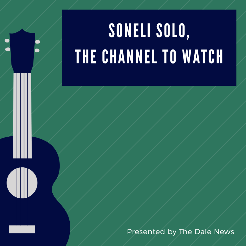 Image for Soneli Solo, The Channel to Watch.