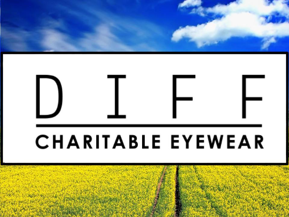 Image for DIFF Eyewear, The Eyesight Savior.