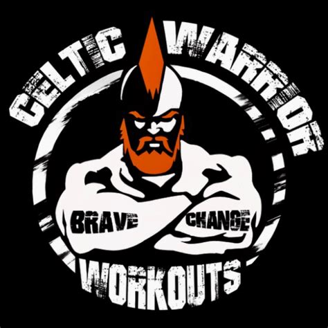 Image for Make a 'Brave Change' with Celtic Warrior Workouts!.