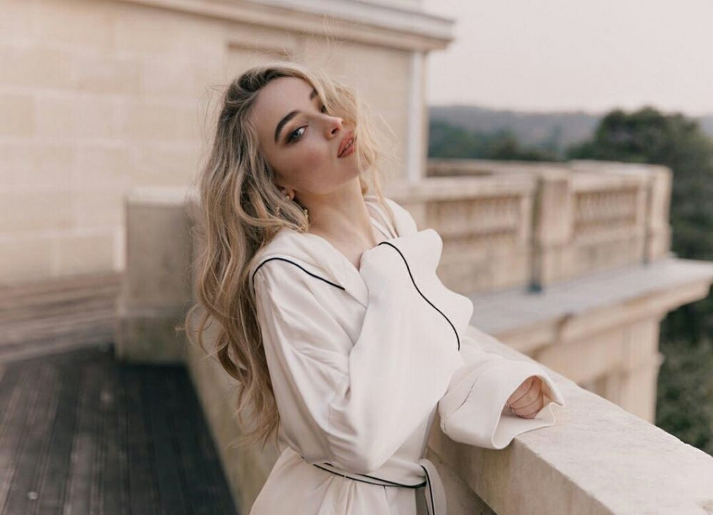 """Image for A Capella Performance of """"Sue Me"""" by Sabrina Carpenter."""
