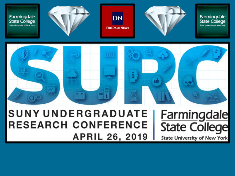 Image for The Dale News Will Be Presenting at SURC 2019!.
