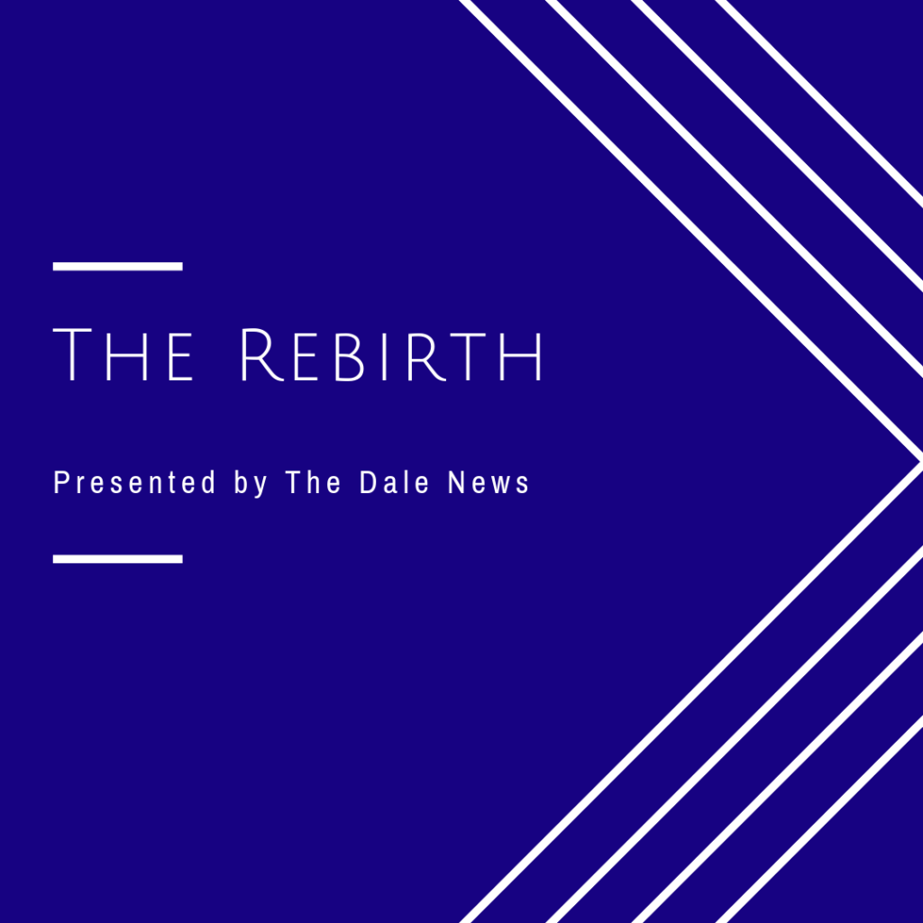 Image for The Dale News Rebirth to Debut in June 2019!.