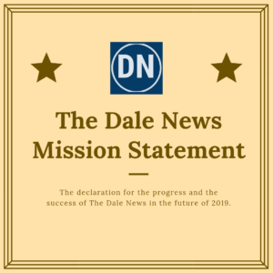 The Dale News Mission Statement