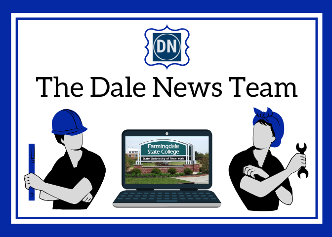 Image for The Dale News Creative Announcement.