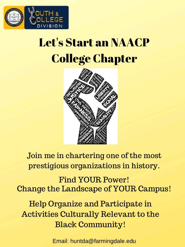 Image for An Overview of the Upcoming NAACP Chapter.