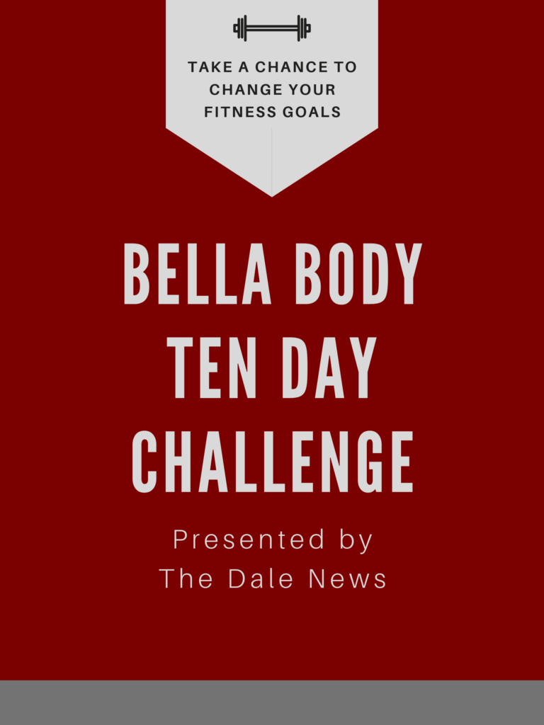 Image for Take a Chance to Change Your Fitness Goals with the Bella Body Ten Day Challenge!.