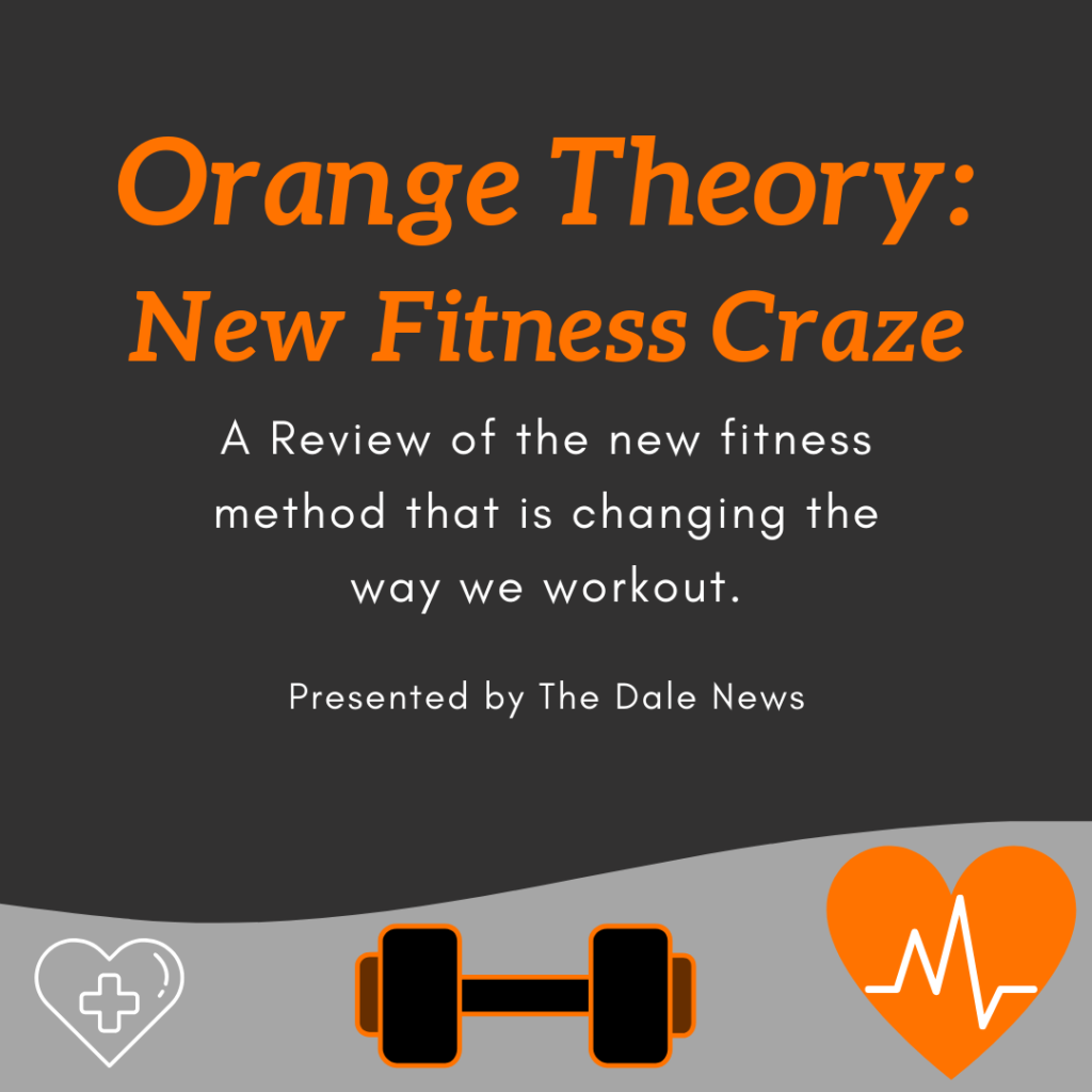 Image for Orange Theory: New Fitness Craze.