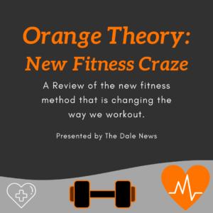 Orange Theory New Fitness Craze