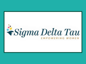 Sigma Delta Tau Continues to Strive by Kaitlyn Hand Article Image