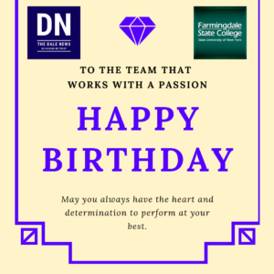 To the team that works with a passion
