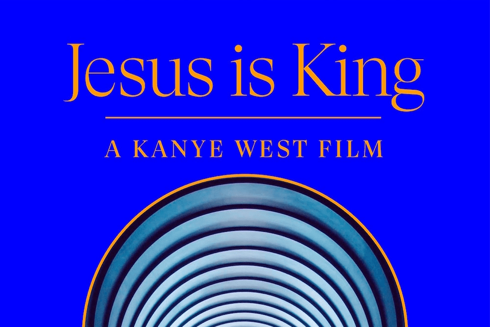 "Image for Kanye West's ""Jesus Is King"" Review."