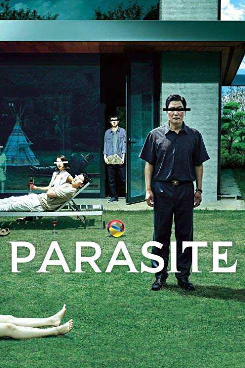 "Image for A Review of ""Parasite"" by Jake Maddia."