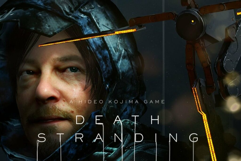 "Image for A Review of ""Death Stranding"" by Will Benitez."